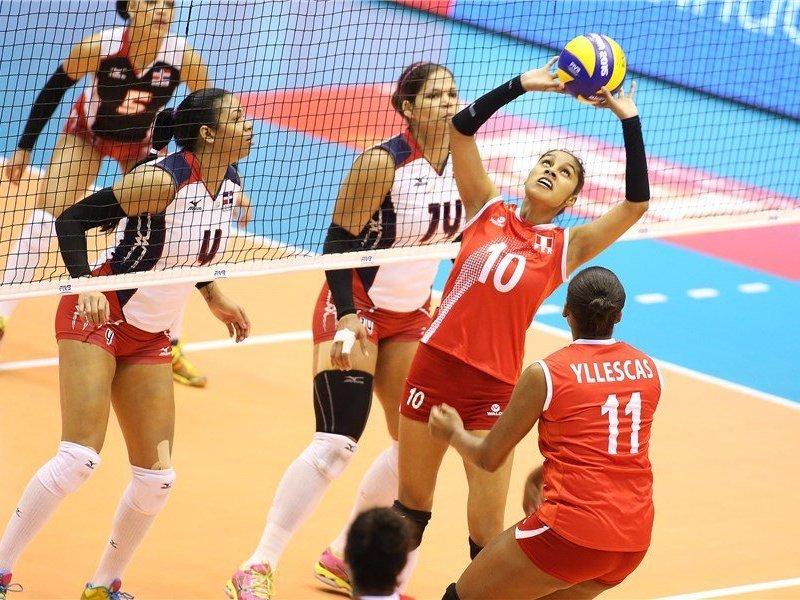 Perú ganó un set luego de 6 partidos. (Incluido este último).