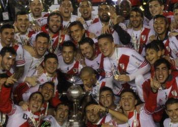 River Plate de Argentina conquistó la Copa Libertadores por tercera vez en su historia.