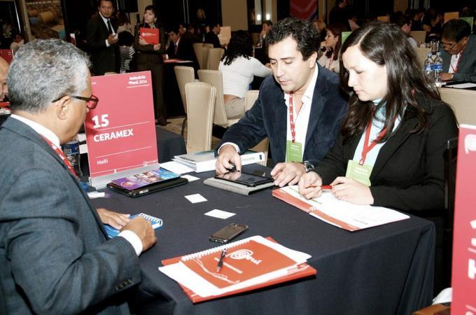 El Perú exhibirá productos del sector industrial en importante rueda de negocios.