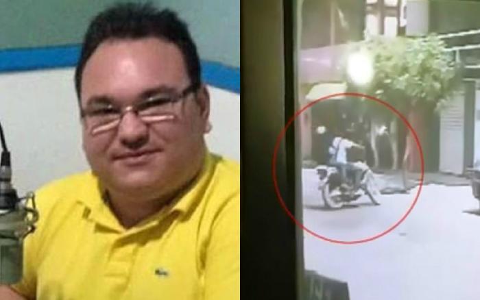 Sicarios matan a periodista en cabina radial (Video)