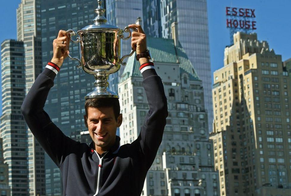 Djokovic estableció un record: La mayor ventaja en el puntaje del ranking entre el 1 y el 2.