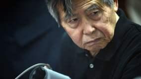 Alberto Fujimori derrotado (Foto Diario La Primera)