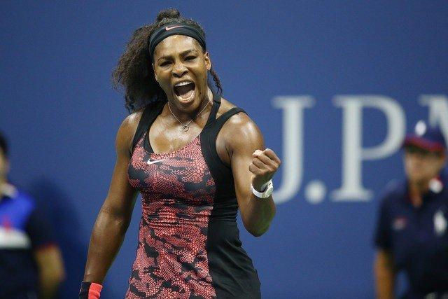 Serena Williams dio otro paso más hacia la  obtención del US Open.