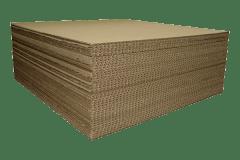 El cartón corrugado entró por primera vez al mercado panameño.