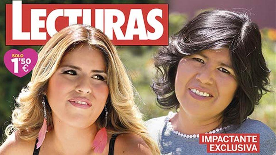 "Madre biológica de Isabel ""Chavelita"" Pantoja"
