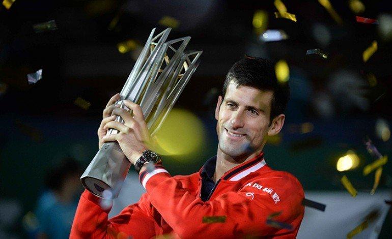 Djokovic logró otro título más para su historial.