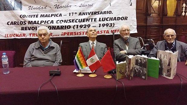 (Foto El Comercio) Movadef y abogado de Abimael Guzmán se infiltran en el Congreso