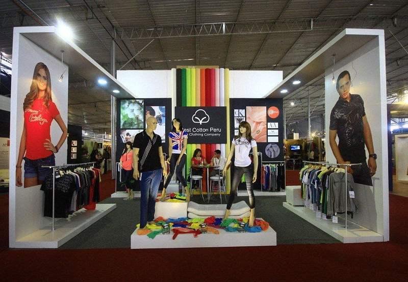 Empresas peruanas del rubro textil confecciones concretaron negocios con sus pares brasileños.