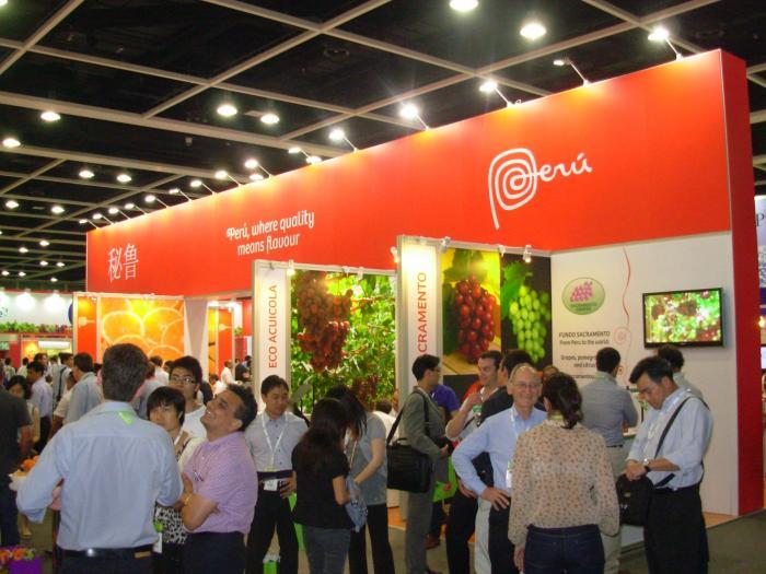 Empresarios peruanas participaron con éxito en el evento mundial más grande del sector alimentos desarrollado en Alemania.