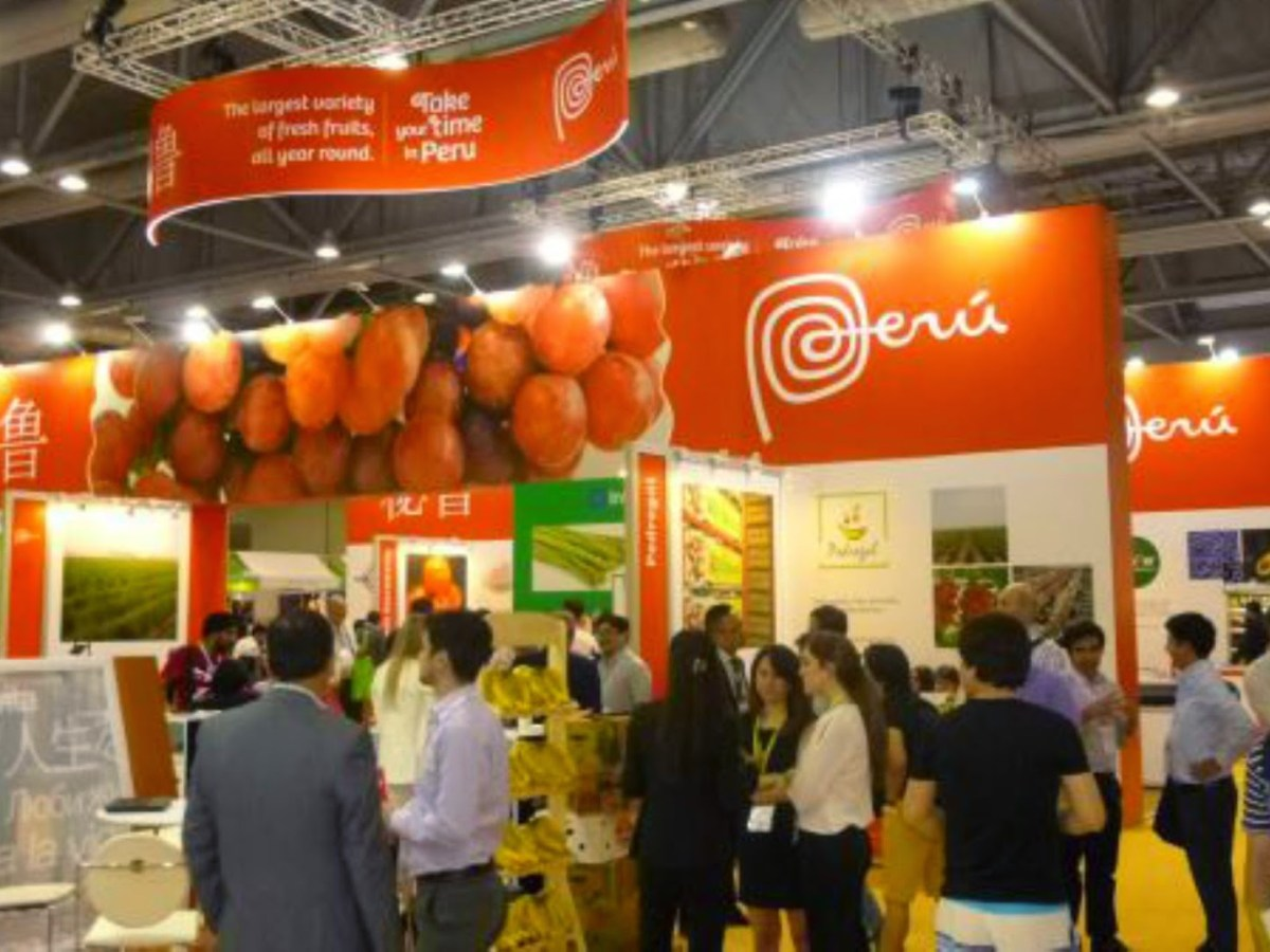 Perú destacó con sus frutas y verduras en la Macfrut de Italia.