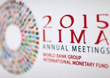 Perú es sede de junta de Gobernadores del Banco Mundial y FMI