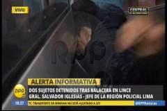 Mujer pide a Ollanta Humala que se ponga los pantalones tras asalto en Lince