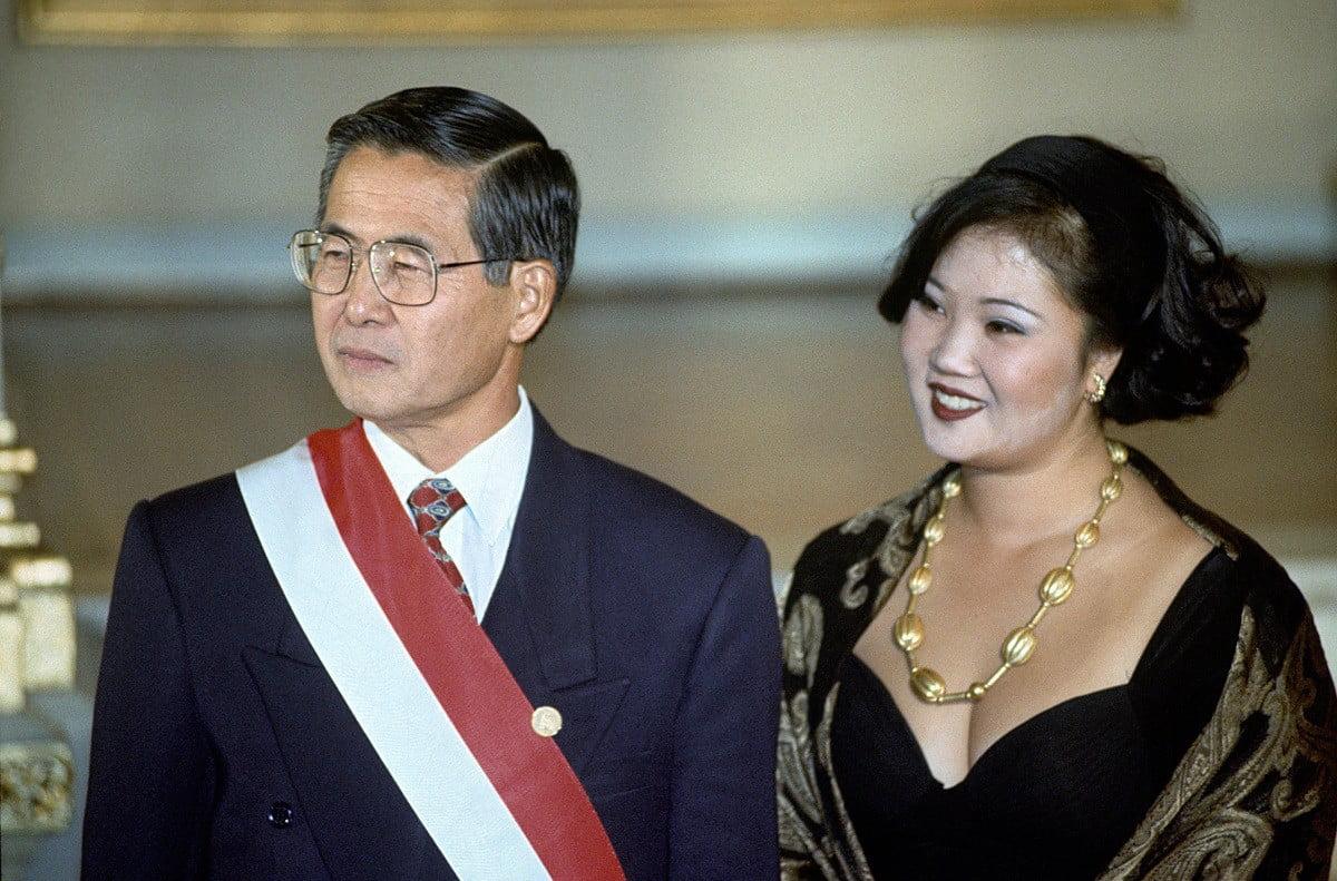 Alberto Fujimori apoya a Keiko Fujimori