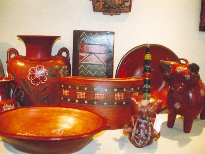 Las artesanías peruanas perdieron competitividad en el exterior.