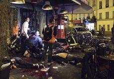 Impactantes videos de atentados en Francia en YouTube, Twitter y otras redes sociales
