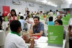 Empresarios peruanos y colombianos se reunieron en Iquitos para establecer contactos comerciales.