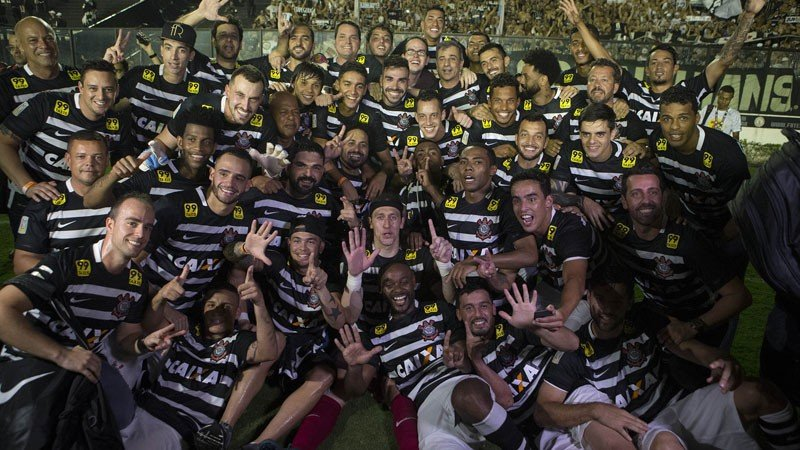 Ex equipo de Paolo Guerrero – que dejó el club este año por no llegar a un acuerdo económico – se consagró brasileño 2015.