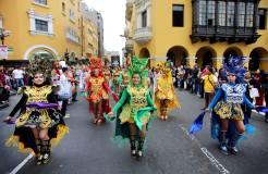 Vehículos no ingresarán al Centro Histórico de Lima los domingos