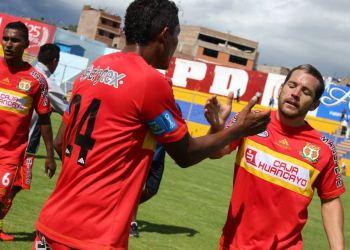 Sport Huancayo es el nuevo puntero del Clausura.