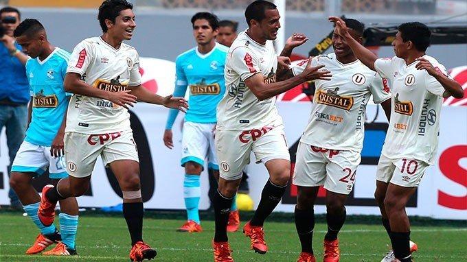 La U logró el boleto a la Copa Sudamericana del 2016.