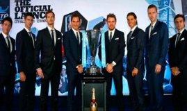 Los ocho mejores tenistas del año  buscarán  el título de MAESTRO DEL TENIS.