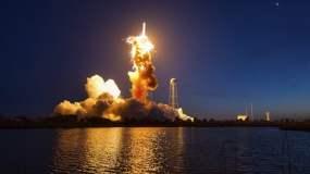 NASA: así explotó cohete que iba a Estación Espacial Internacional