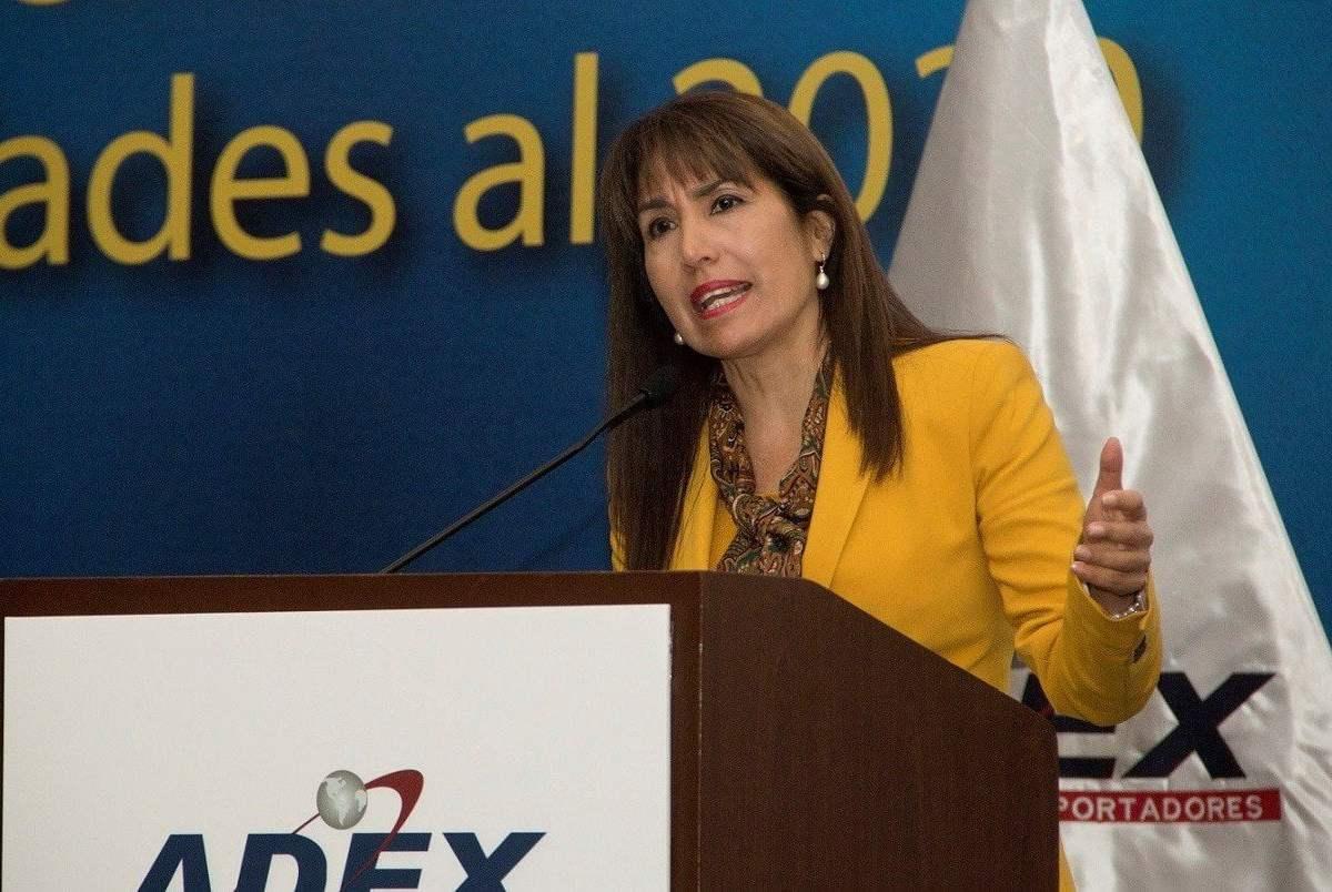La ministra Silva sostuvo que el PENX 2025 consolidará los envíos nacionales con valor agregado.
