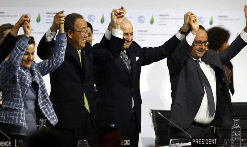 Es positivo el acuerdo contra el cambio climático en la COP 21