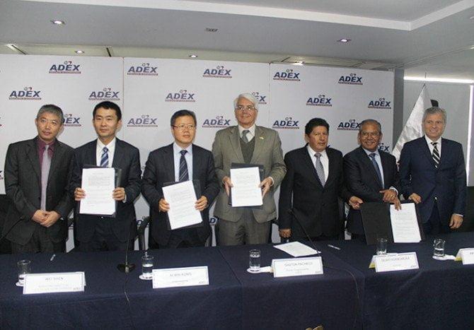 Exportadores nacionales accederán al mercado chino vía on-line.
