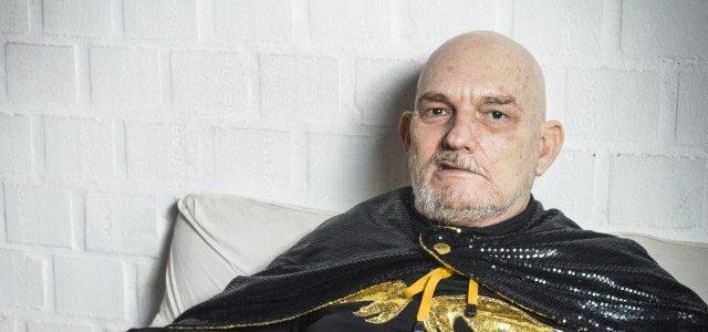 Carlos Cano, foto tomada para entrevista con mayneimpresenta.com