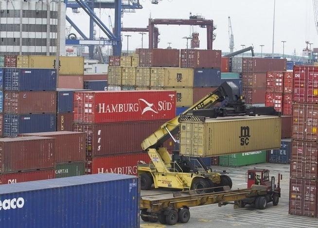 Las exportaciones peruanas sumaron aumentaron su déficit durante los diez primeros meses.