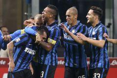Inter es puntero en la Serie A.