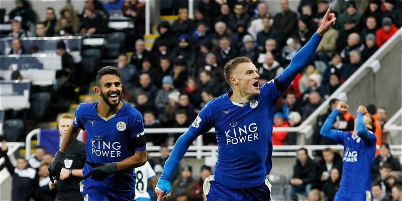 El Leicester City es la gran atracción de la Premier League.
