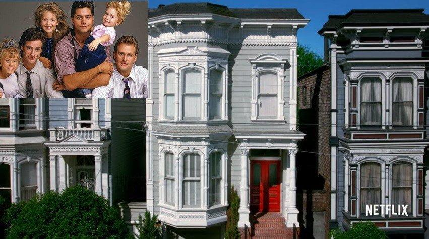 Tres por tres vuelve ahora como Fuller House