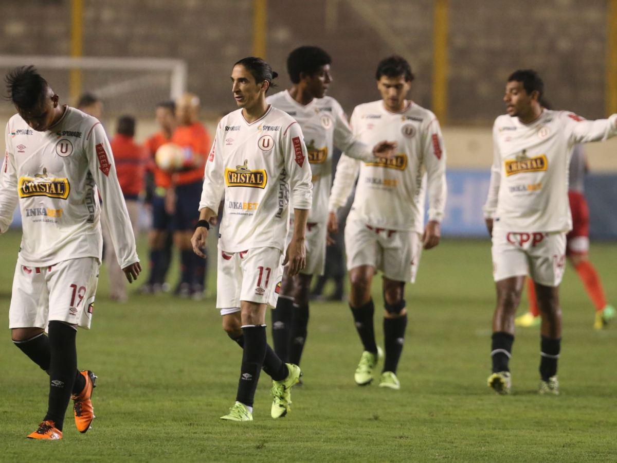 La U apelará la medida con la que pierde el cupo a la Copa Sudamericana.