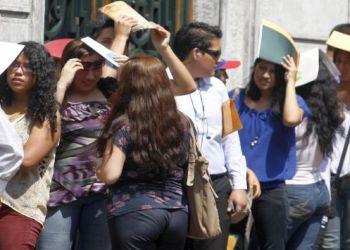 Calor en Lima (Perú 21)