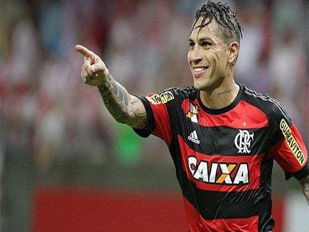 Paolo Guerrero no anotaba goles con Flamengo desde agosto del 2015.