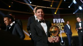 Lionel Messi volvió a ganar el Balón de Oro.