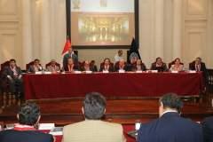 Poder Judicial: hay 430 detenidos por flagrancia