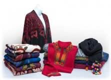 Suizos quedaron impresionados con la calidad de nuestras prendas de lana de alpaca.