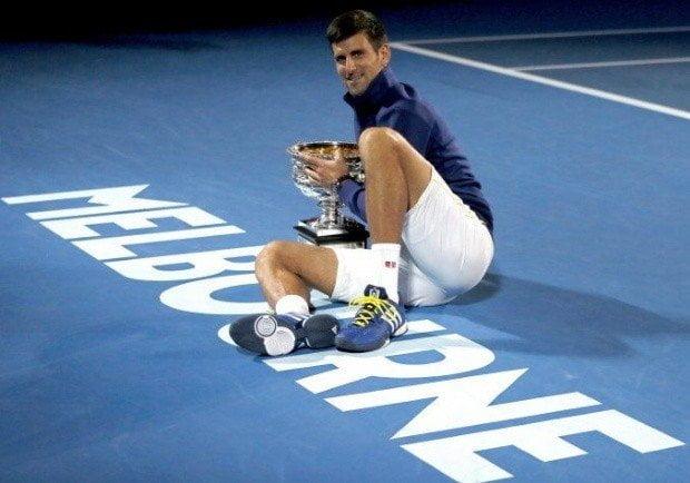 Novak Djokovic mantiene su jerarquía intacta dentro del ranking ATP.