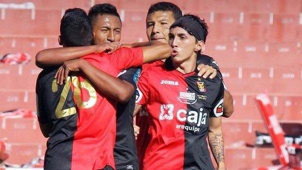 Melgar estrenó su título de campeón peruano con una victoria en Cajamarca.