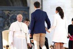 Papa Francisco: 10 frases por el Día de San Valentín