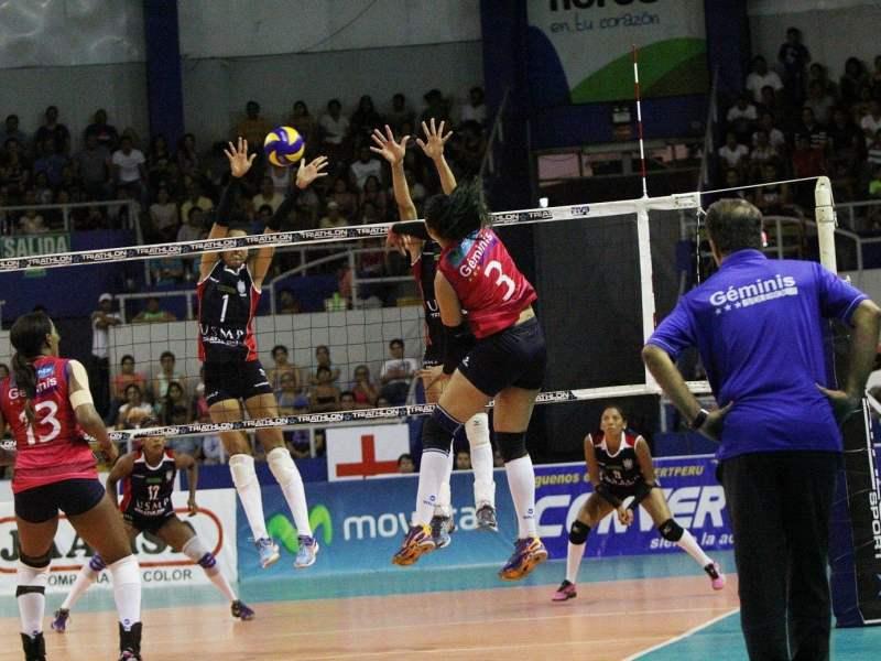 La U. San Martín y Géminis son favoritas para llegar nuevamente a la final.