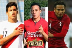 Da Silva, Benavente y Callens son las novedades en la convocatoria de Gareca.