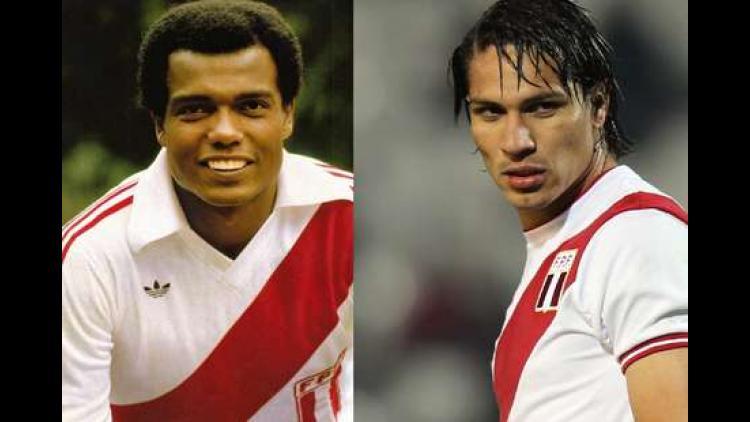 AHORA SÍ. Oficialmente Cubillas y Guerrero son los máximos goleadores en la historia de la selección peruana.