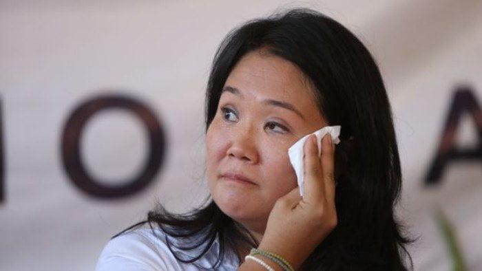 Keiko Fujimori citada por fiscal