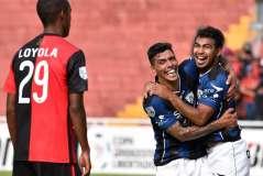 El campeón del fútbol peruano, Melgar – hizo un nuevo papelón en la Copa Libertadores.