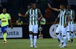 """Sporting Cristal """"la sacó barata"""" ante Nacional de Medellín."""