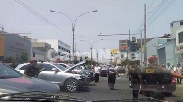 Balacera en el Rímac deja dos policías muertos